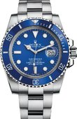 Rolex Submariner M116619LB-0001 Date White Gold