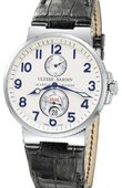 Ulysse Nardin Часы Ulysse Nardin Maxi Marine Chronometer 41mm 263-66 Steel
