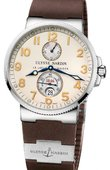 Ulysse Nardin Maxi Marine Chronometer 41mm 263-66-3/60 Steel