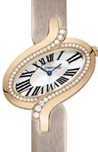 Cartier Delices De Cartier WG800017 Quartz Large