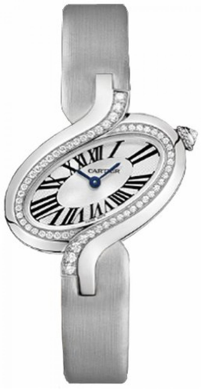 Cartier WG800018 Delices De Cartier Quartz Large - фото 1