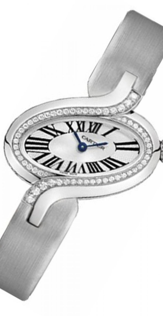 Cartier WG800018 Delices De Cartier Quartz Large - фото 2