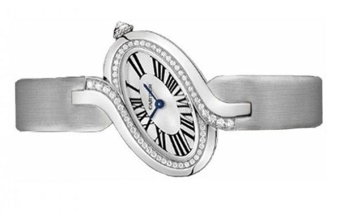 Cartier WG800018 Delices De Cartier Quartz Large - фото 3