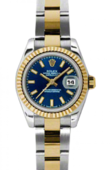 Rolex Datejust Ladies 179173 blso 26mm Steel and Yellow Gold