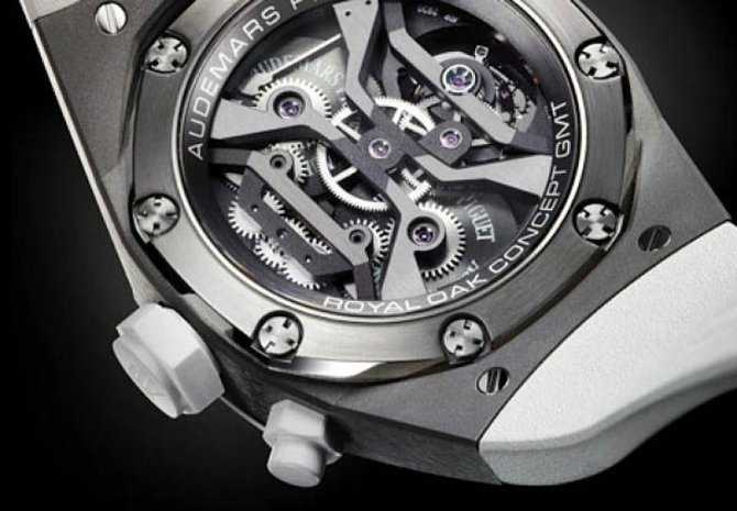 Audemars Piguet 26580IO.OO.D010CA.01 Royal Oak Concept GMT Tourbillon - фото 2