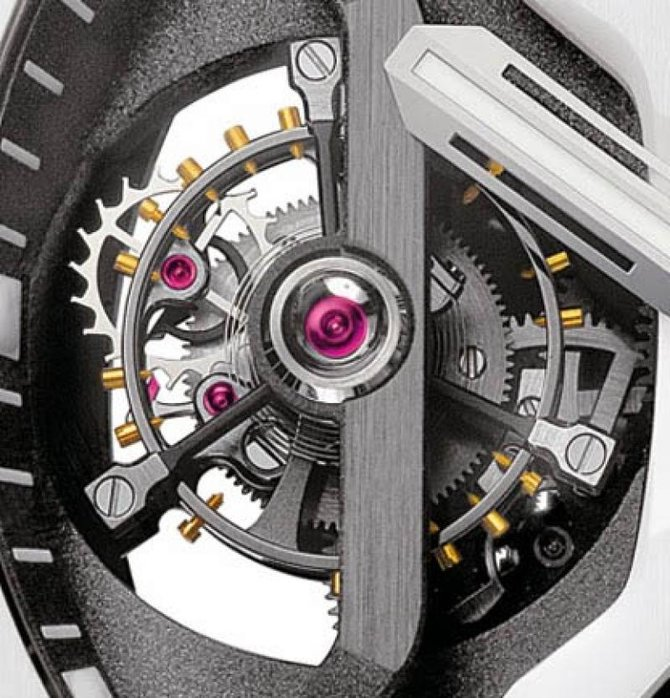 Audemars Piguet 26580IO.OO.D010CA.01 Royal Oak Concept GMT Tourbillon - фото 3