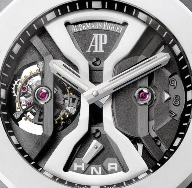 Audemars Piguet 26580IO.OO.D010CA.01 Royal Oak Concept GMT Tourbillon - фото 4