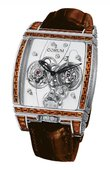 Corum Golden Bridges 382.857.69/0F82 0000 Golden Tourbillon Panoramique Diamants