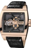 Corum Golden Bridges 022.702.55/0F81 0000 Ti-Bridge Tourbillon