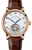 A.Lange and Sohne 1815 730.032 Tourbillon with Stop Seconds and Zero-Reset