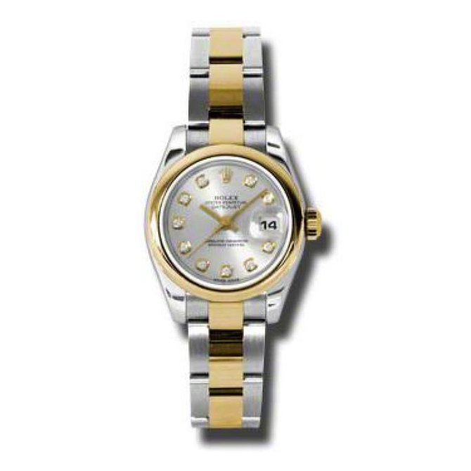 Rolex 179163 sdo Datejust Ladies 26mm Steel and Yellow Gold - фото 2