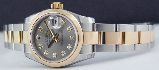 Rolex 179163 sdo Datejust Ladies 26mm Steel and Yellow Gold - фото 4