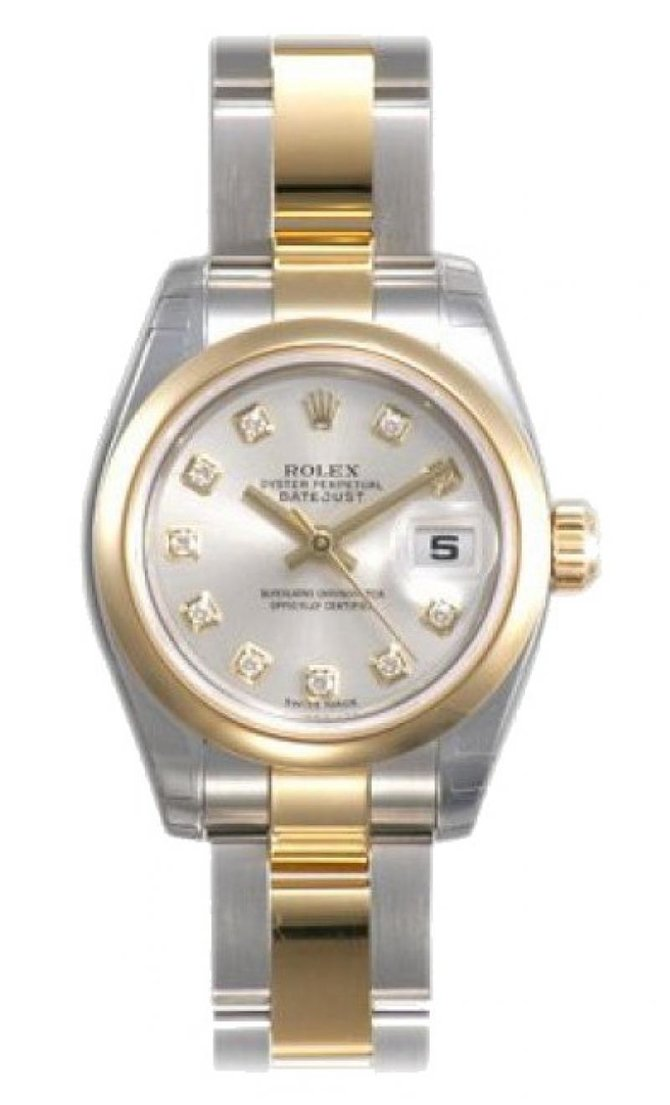 Rolex 179163 sdo Datejust Ladies 26mm Steel and Yellow Gold - фото 1
