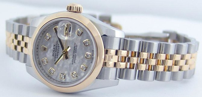 Rolex 179163 sdj Datejust Ladies  26mm Steel and Yellow Gold - фото 2