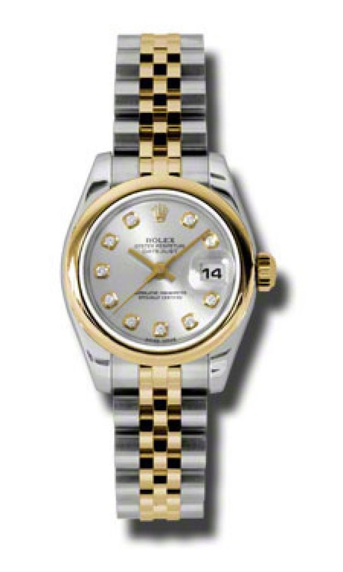 Rolex 179163 sdj Datejust Ladies  26mm Steel and Yellow Gold - фото 1
