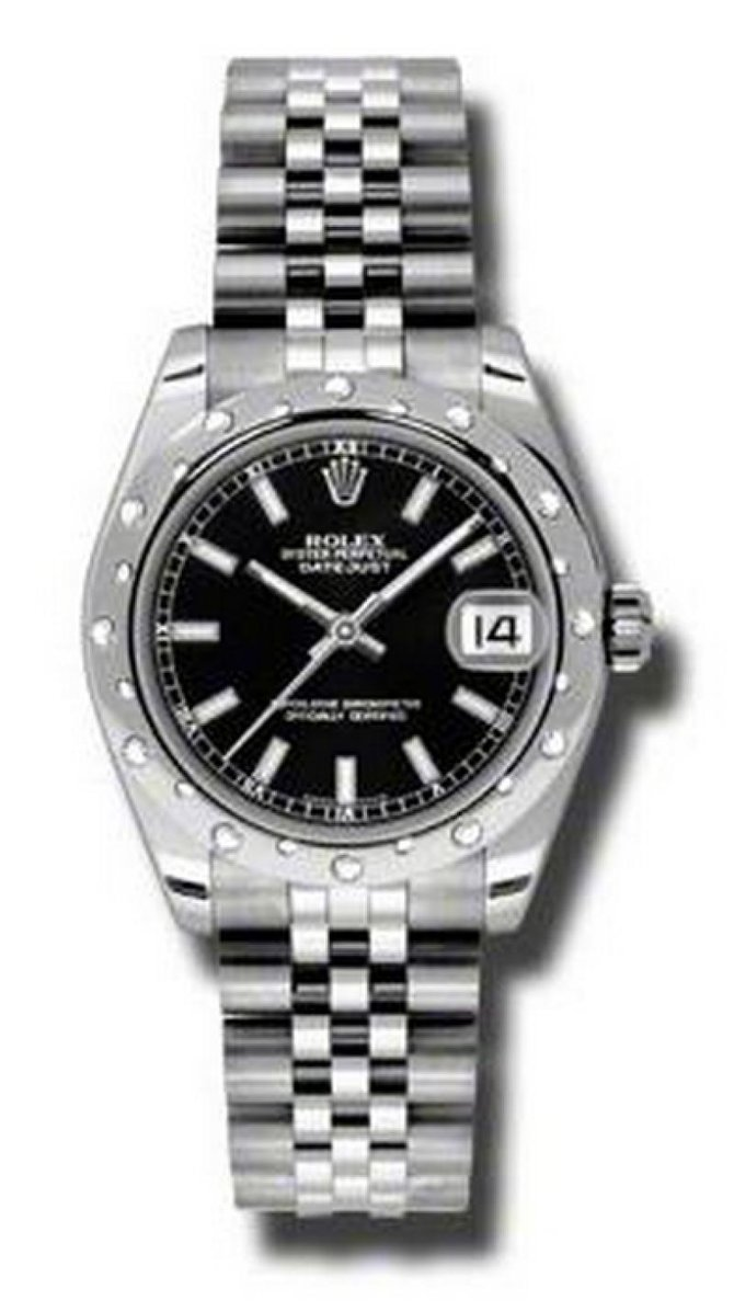 Rolex 178344 bkij Datejust Datejust 31mm Steel and White Gold - фото 1