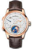 Jaeger LeCoultre Duometre Q6062520 Unique Travel Time
