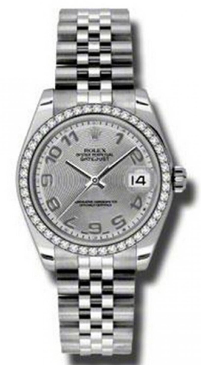 Rolex 178384 scaj Datejust 31mm Steel and White Gold - фото 1