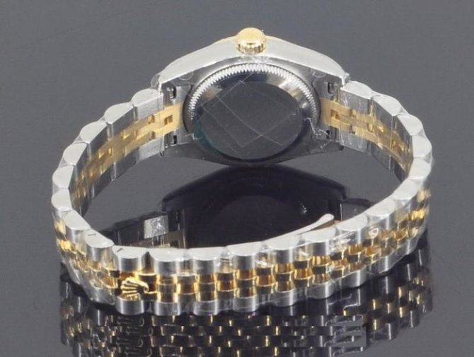 Rolex 179163 blvdj Datejust Ladies 26mm Steel and Yellow Gold - фото 2