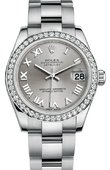 Rolex Datejust 178384 sro 31mm Steel and White Gold