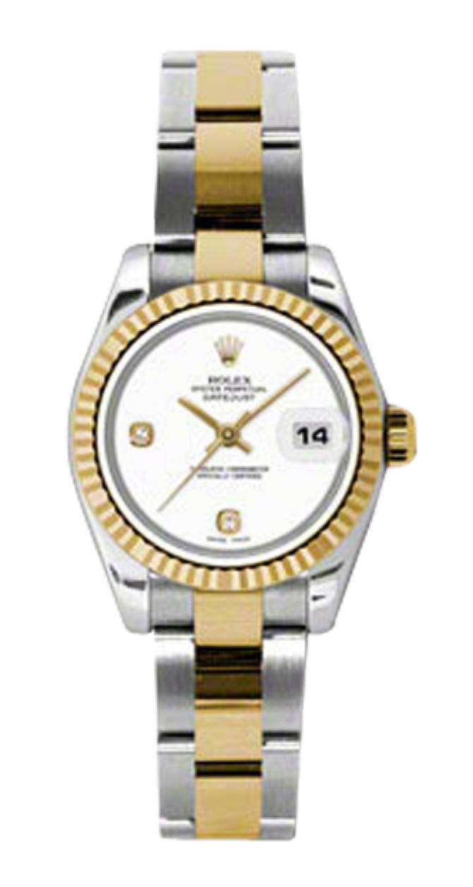 Rolex 179173 wado Datejust Ladies 26mm Steel and Yellow Gold - фото 1