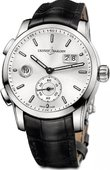 Ulysse Nardin Dual Time 3343-126/91 Manufacture