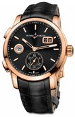 Ulysse Nardin Dual Time 3346-126/92 Manufacture