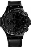 Hublot Big Bang 41mm 341.CX.1210.VR.1100 All Black Shiny