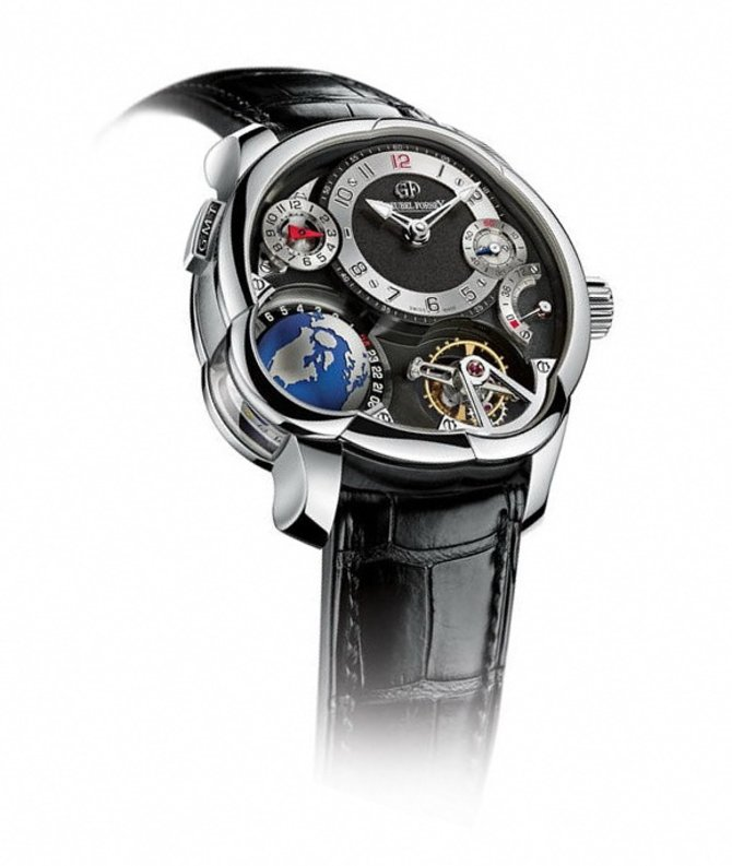 Greubel Forsey GMT Platinum GMT GMT