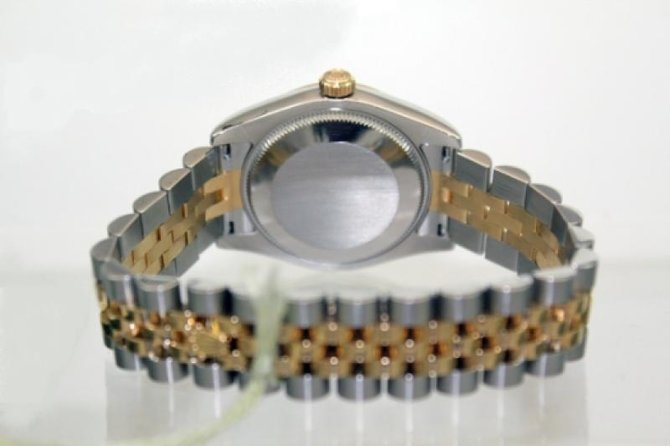 Rolex 178273 chcaj Datejust 31mm Steel and Yellow Gold - фото 2