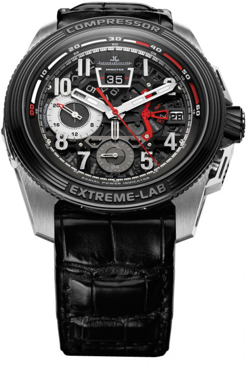 Q203T570 Jaeger LeCoultre Extreme LAB 2 Tribute to Geophysic Limited Editio 300 Master Compressor