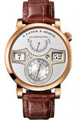 A.Lange and Sohne Lange Zeitwerk 140.032 Rose Gold