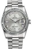 Rolex Day-Date 118239-83209 White Gold