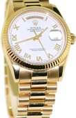 Rolex Day-Date 118238-83208 Yellow Gold