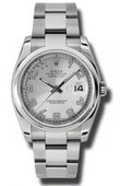 Rolex Datejust 116200 scao Steel
