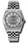 Rolex Datejust 116200 stsisj Steel