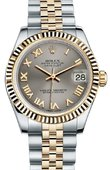 Rolex Datejust 178273 grj 31mm Steel and Yellow Gold