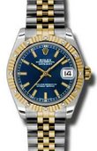 Rolex Datejust 178313 bsj 31mm Steel and Yellow Gold