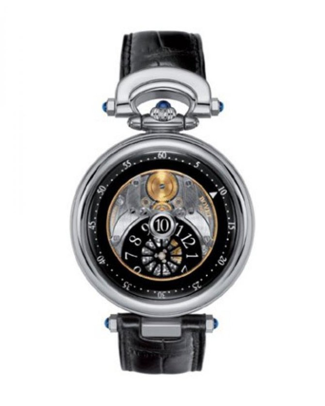 Bovet AFHS002 Complications Jumping Hours