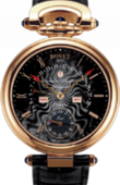 Bovet Complications AGMT005 Perpetual Calendar Retrograde GMT