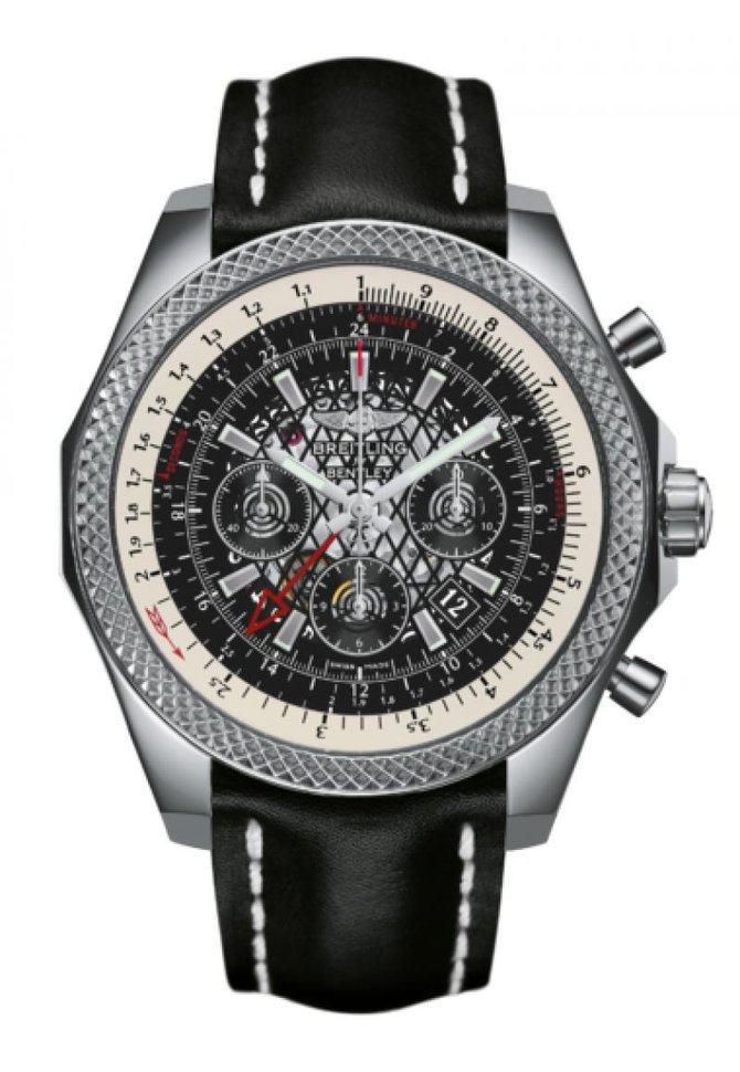 Breitling AB043112/BC69/441X/A20BA.1 for Bentley BENTLEY B04 GMT