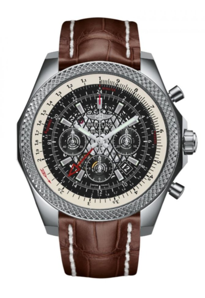 Breitling AB043112/BC69/756P/A20BA.1 for Bentley BENTLEY B04 GMT