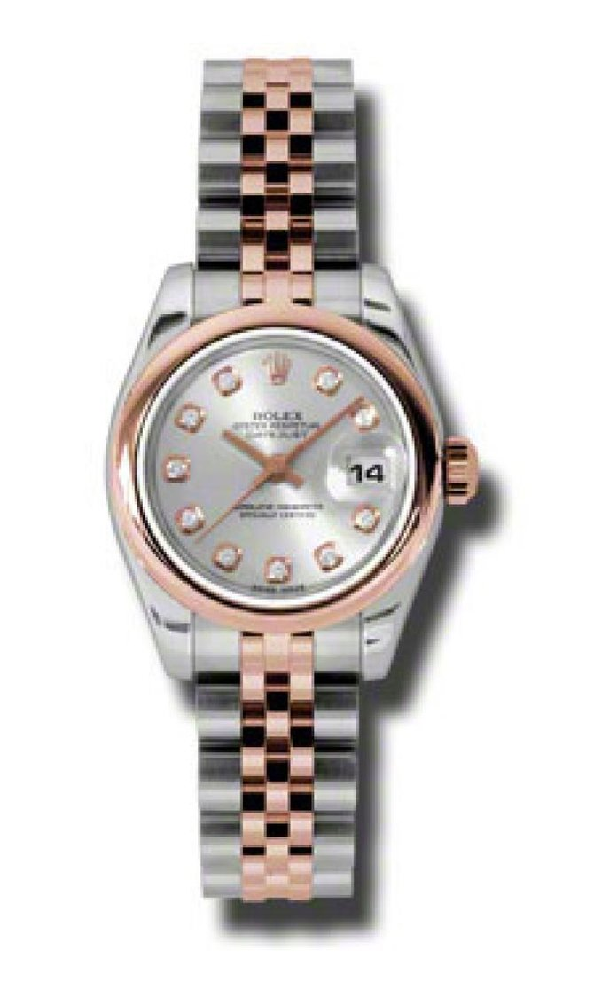 Rolex 179161 sdj Datejust Ladies 26mm Steel and Everose Gold - фото 1