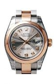 Rolex Datejust Ladies 179161 scao 26mm Steel and Everose Gold