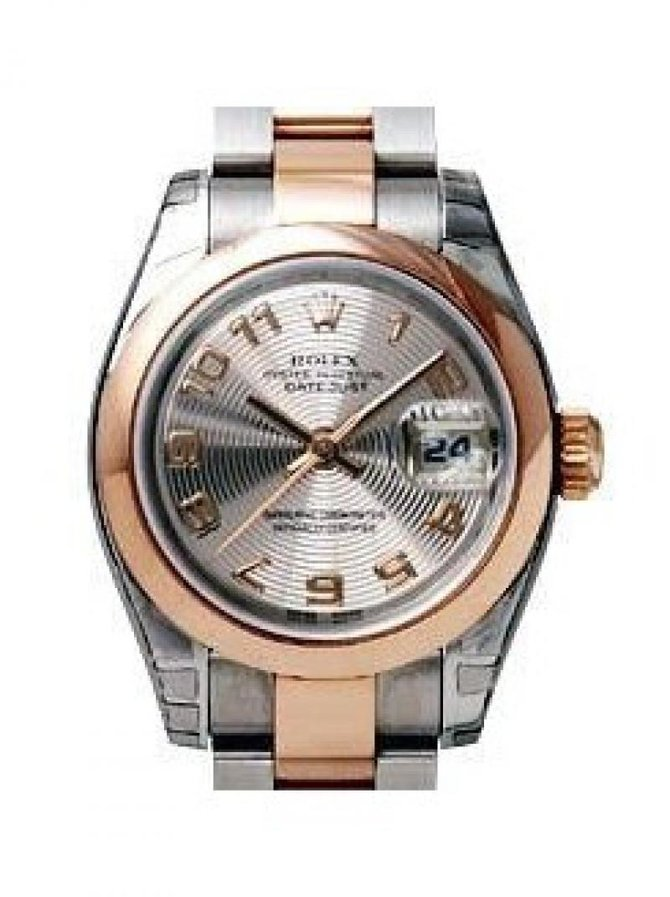 Rolex 179161 scao Datejust Ladies 26mm Steel and Everose Gold - фото 1