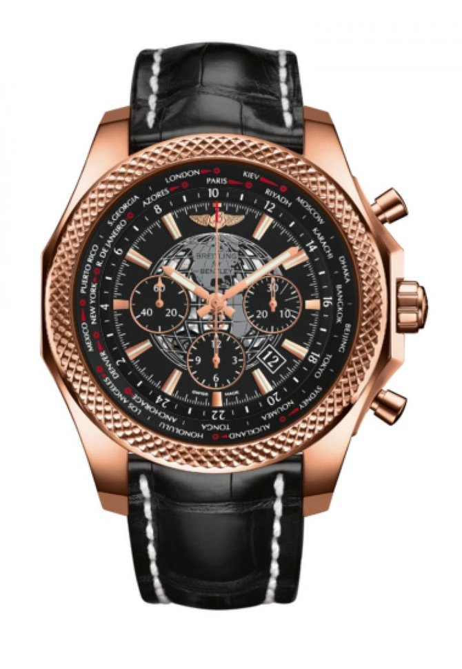 Breitling RB0521U4/BC66/760P/R20BA.1 for Bentley BENTLEY B05 UNITIME