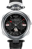 Bovet Grandes complication AR3F002 Fleurier 44 Minute Repeater Tourbillon Triple Time Zone Automaton