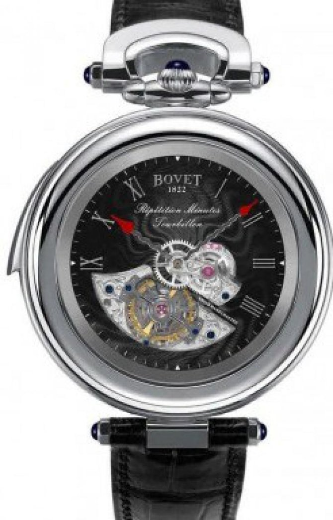 Bovet AIRM010 Grandes complication Fleurier 46 Minute Repeater Tourbillon
