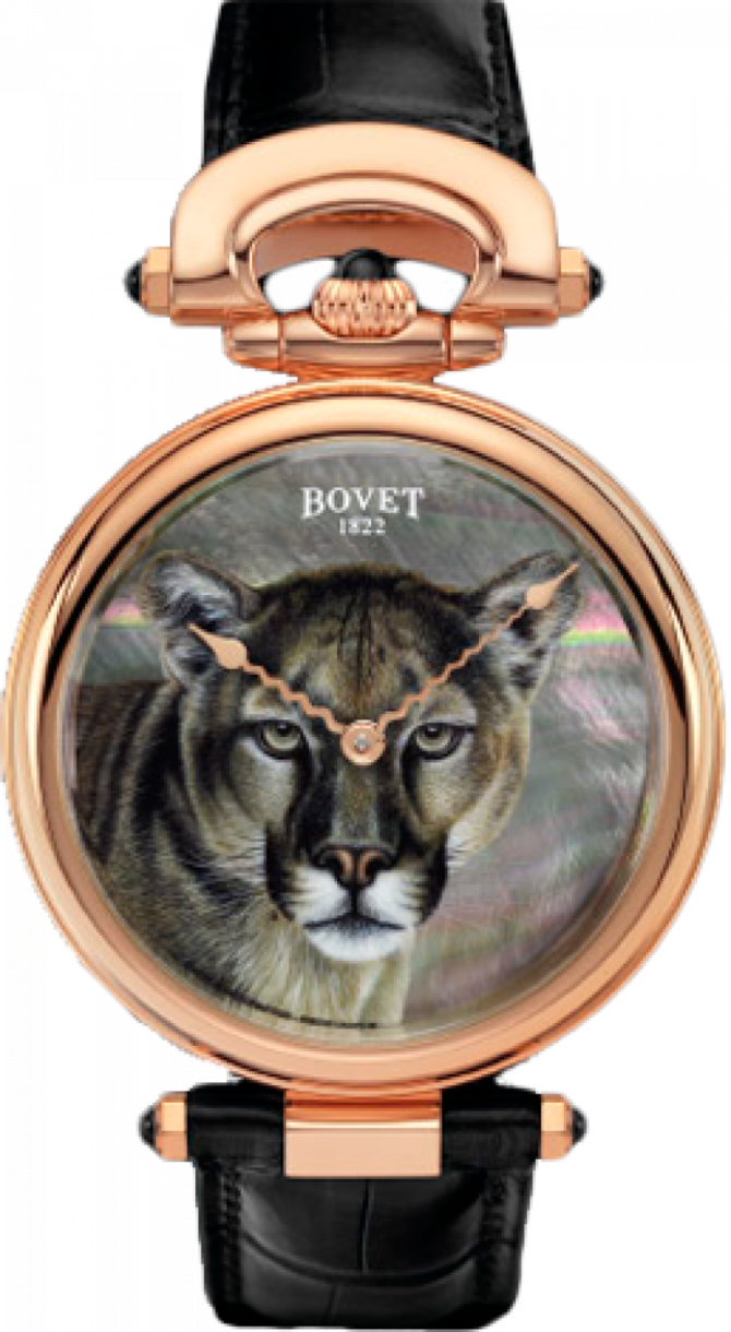 Bovet Bovet Puma The Art of Bovet Animals