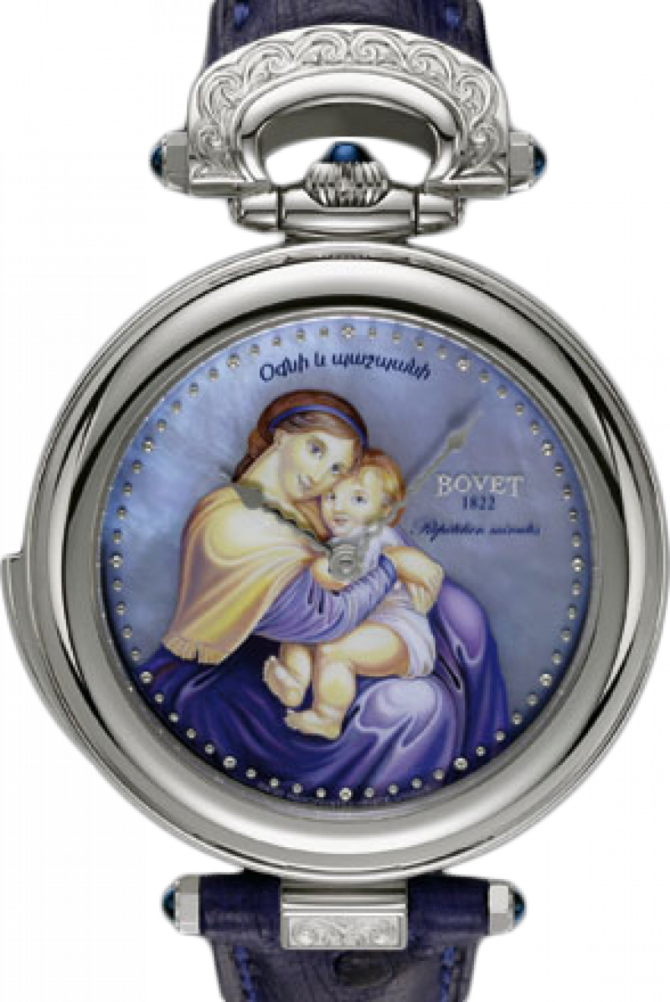 Bovet Madonna The Art of Bovet Madone